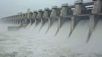 जायकवाडी धरणातून ७५ हजार ४५६ क्युसेक पाण्याचा विसर्ग
