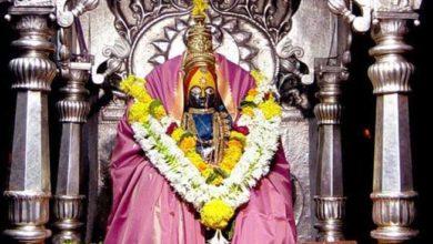 साडेतीन शक्तिपीठांपैकी एक तुळजापुरची श्री तुळजाभवानी www.pudhari.news