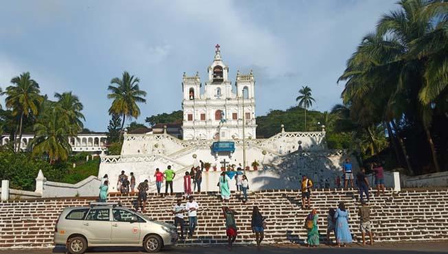 Goa : कोविड-लॉकडाऊननंतर गोव्यात पुन्हा एकदा हळूहळू फुलतंय पर्यटन!