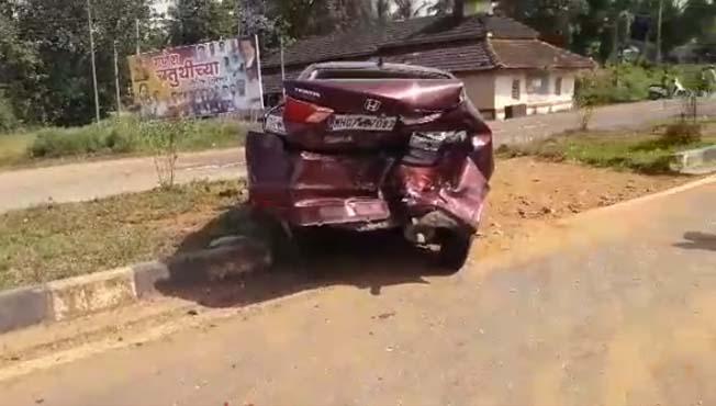 सिंधुदुर्ग अपघात