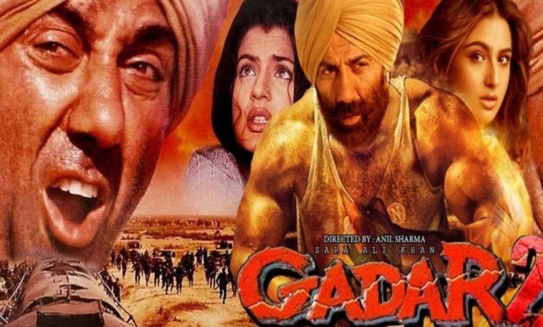 gadar-ek-prem-katha-२(love is a story)