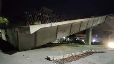 nagpur flyover collapse