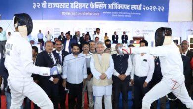 Satej Patil : 'दरवर्षी पाच जिल्ह्यांमध्ये फेन्सिंग हॉल उभारणार'