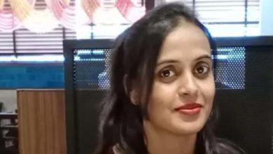 भाजपच्या (BJP) महिला प्रवक्त्या रुचि पाठक